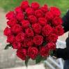 """Avietinių rožių puokštė """"Vytė"""" (29vnt) 0"""