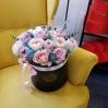 """Bijūninių rožių dėžutė """"Hazel"""" 0"""