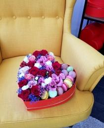 """Gėlių dėžutė """"Milagra"""" 39€/45€/59€"""