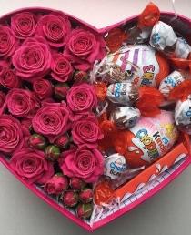 Gėlių dėžutė (Rožinė)