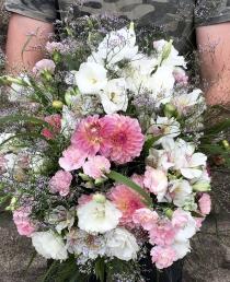 Gėlių puokštė MIX