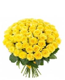 Geltonos rožės (51vnt)  75€/99€