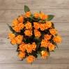 Oranžinės rožės 0