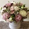 Pavasarinė gėlių dėžutė  35€/45€/55€ 1