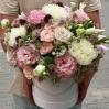 Pavasarinė gėlių dėžutė  35€/45€/55€ 2