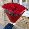 """Puokštė rožių """"Tėja"""" (39vnt) 1"""