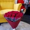 """Puokštė rožių """"Tėja"""" 39vnt  60cm 0"""