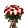 Raudona - Balta MIX (51vnt) 85€110€ 0