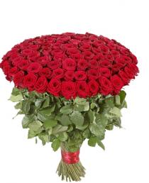 """Raudonos  rožės """"Šimtukas"""""""