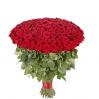 Rožių puokštė - Rosso brillante (101vnt) 0
