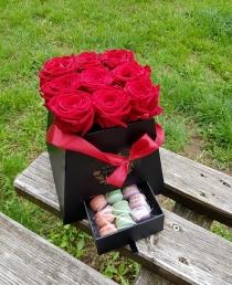 "Rožių dėžutė ""Bler"""