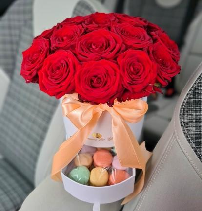 """Rožių dėžutė """"Bonita"""""""