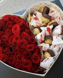 """Rožių dėžutė """"Cherry"""""""