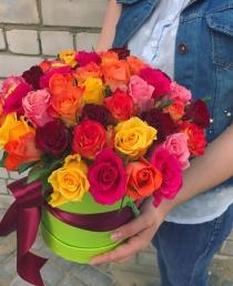 "Rožių dėžutė ""Deisy"""