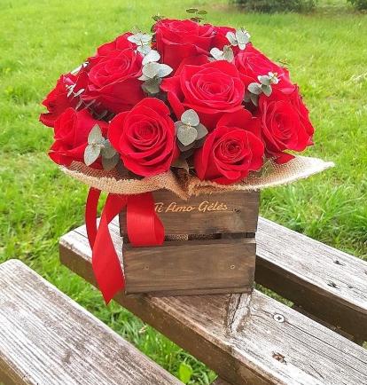 "Rožių dėžutė ""Gven"""