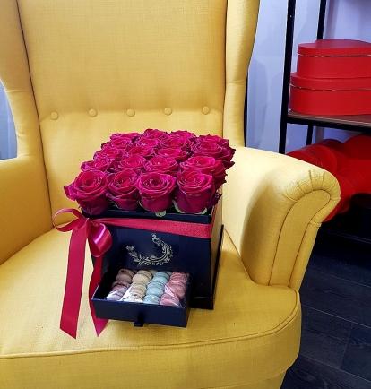 """Rožių dėžutė """"Katrina"""""""