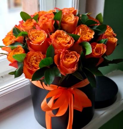 """Rožių  dėžutė  """"Liepa"""""""