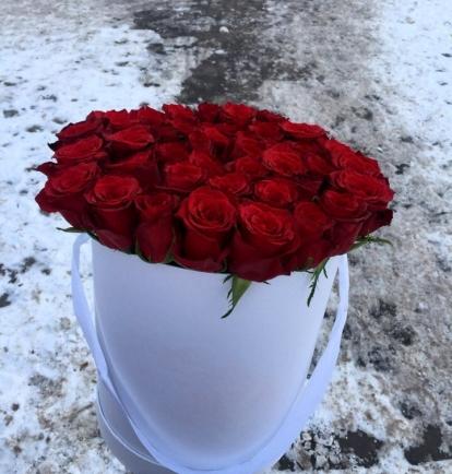"Rožių dėžutė ""Mirabell""  45€/49€/59€"
