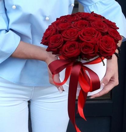 """Rožių dėžutė """"Nida"""""""