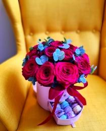 """Rožių dėžutė """"Sonya"""""""
