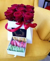 """Rožių dėžutė """"Tatum"""""""