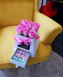 """Rožių dėžutė """"Tėja"""""""
