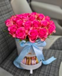 """Rožių dėžutė """"Viena"""""""