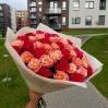 """Rožių puokštė """"Brunija""""  49vnt 1"""