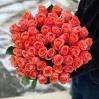 """Rožių puokštė  """"Luknė"""" (51vnt) 0"""