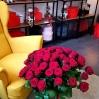 """Rožių puokštė  """"Midina"""" 49vnt 0"""