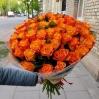 """Rožių puokštė """"Noelė"""" 49vnt 0"""