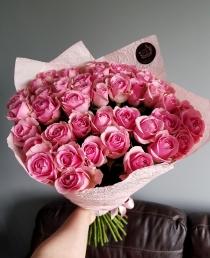 """Rožių puokštė """"Runa"""" 49vnt"""