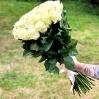 """Rožių puokštė """"Venera"""" 29vnt rožių 0"""