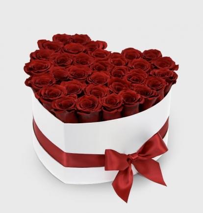 Rožių širdelė