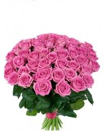 Ružavos rožės (51vnt) 50€/75€/99€