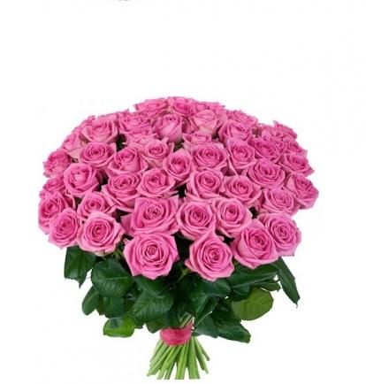Ružavos rožės (49vnt) 75€/90€/115€