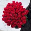 """Rožinės rožės (49vnt)  """"Arielė"""" 55€/69€/79€ 0"""