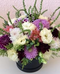 Sezoninių gėlių dėžutė