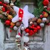 """šv.Kalėdų vainikas """"Kloja"""" 0"""