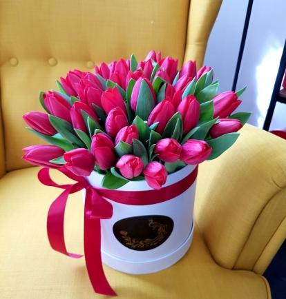 """Tulpių dėžutė """"Torina"""""""